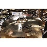 Sabian 2016 16in AAX Crash Cymbal