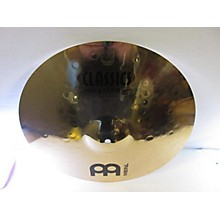 Meinl 2016 16in Classic Custom Medium Crash Cymbal