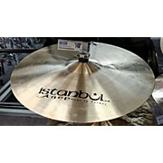 Istanbul Agop 2016 20in XIST Cymbal