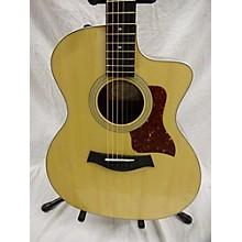 Taylor 2016 214CE DLX Acoustic Electric Guitar