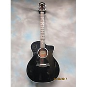 Taylor 2016 214ce DLX Acoustic Electric Guitar