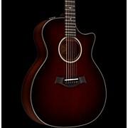Taylor 2016 500 Series 524ce-SEB Grand Auditorium Acoustic-Electric Guitar