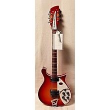 Rickenbacker 2016 620/12 Solid Body Electric Guitar