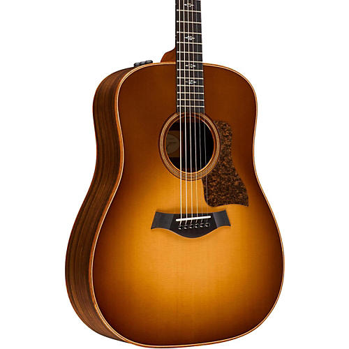Taylor 2016 700 Series 710e Dreadnought Acoustic-Electric Guitar Western Sunburst