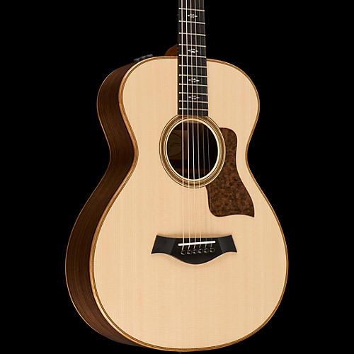 Taylor 2016 700 Series 712e 12-Fret Grand Concert Acoustic-Electric Guitar Natural