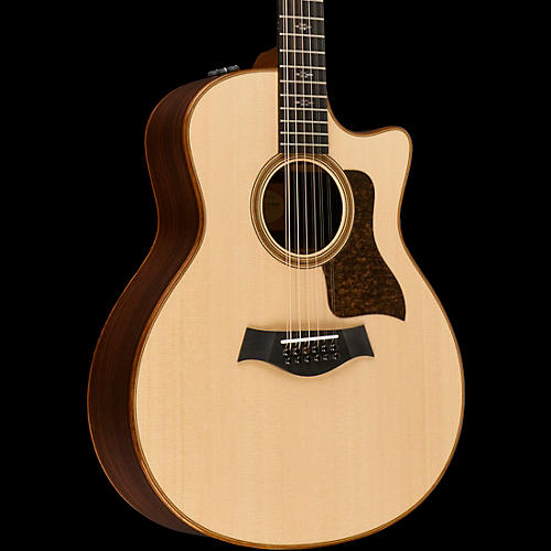 Taylor 2016 700 Series 756ce Grand Symphony 12 String Acoustic-Electric Guitar