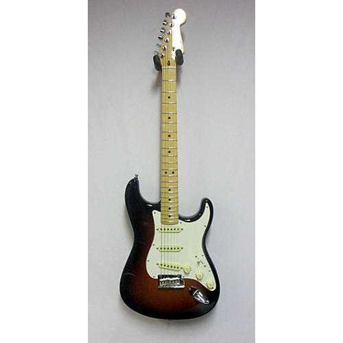 Fender 2016 American Standard Stratocaster Solid Body Electric Guitar