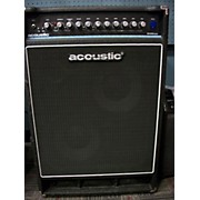 Acoustic 2016 B450MKII 450W 2x10 Bass Combo Amp