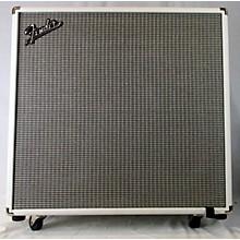 Fender 2016 Bassman 410 Neo Bass Cabinet