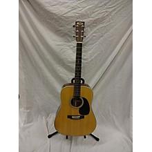 Martin 2016 D28 Acoustic Guitar