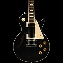2016 ES-Les Paul Semi-Hollow Electric Guitar Ebony