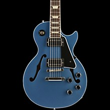 2016 ES-Les Paul Semi-Hollow Electric Guitar Pelham Blue