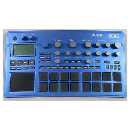 Korg 2016 Electribe 2 Production Controller