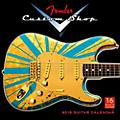 Hal Leonard 2016 Fender Custom Shop 16 Month Wall Calendar-thumbnail