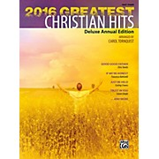 BELWIN 2016 Greatest Christian Hits Easy Piano Songbook