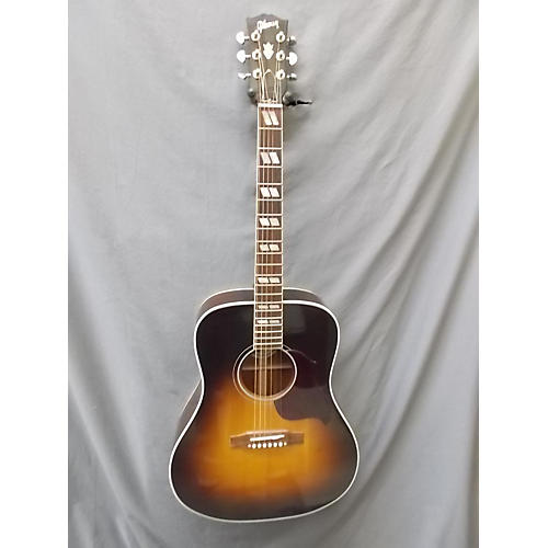 used gibson 2016 hummingbird pro acoustic guitar guitar center. Black Bedroom Furniture Sets. Home Design Ideas