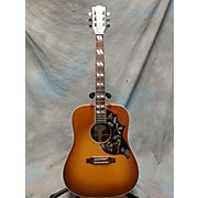 Gibson 2016 Hummingbird Square Shoulder Acoustic Electric Guitar