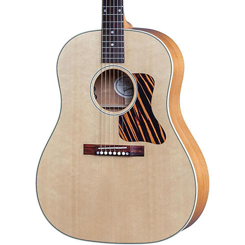 Gibson 2016 J-35 Slope Shoulder Dreadnought Acoustic-Electric Guitar-thumbnail