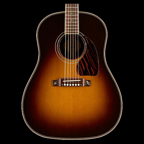 Gibson 2016 J-45 Custom Slope Shoulder Dreadnought Acoustic-Electric Guitar-thumbnail