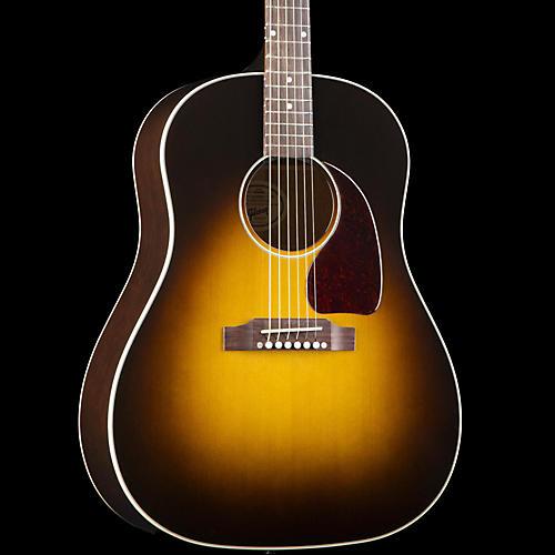 Gibson 2016 J-45 Standard Slope Shoulder Dreadnought Acoustic-Electric Guitar Vintage Sunburst