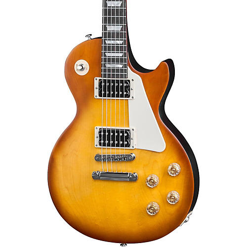 gibson 2016 les paul 39 50s tribute hp electric guitar satin honey burst guitar center. Black Bedroom Furniture Sets. Home Design Ideas