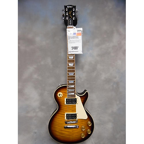 Gibson 2016 Les Paul Standard Hp Solid Body Electric Guitar-thumbnail
