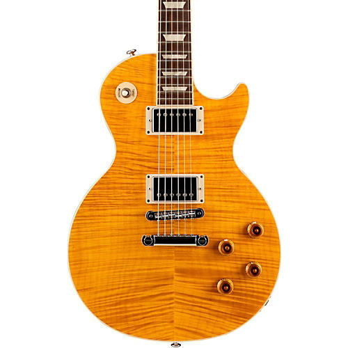 Gibson 2016 Les Paul Standard T Electric Guitar Translucent Amber
