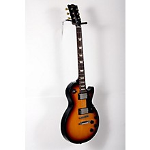 2016 Les Paul Studio T Electric Guitar Level 2 Fire Burst, Chrome Hardware 888365900216