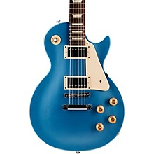 2016 Les Paul Studio T Electric Guitar Pelham Blue Chrome Hardware