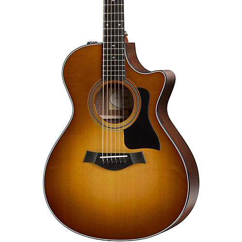Taylor 2016 Limited 312ce Grand Concert Acoustic-Electric Guitar-thumbnail