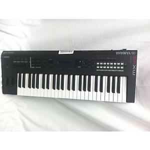 Pre-owned Yamaha 2016 MX49 49 Key Keyboard Workstation by Yamaha