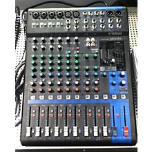 Yamaha 2016 Mg12xu Unpowered Mixer