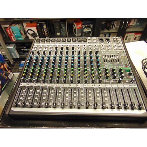 Mackie 2016 PROFX16 Unpowered Mixer