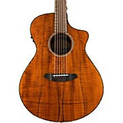 Breedlove 2016 Pursuit Concert Koa Acoustic-Electric Guitar
