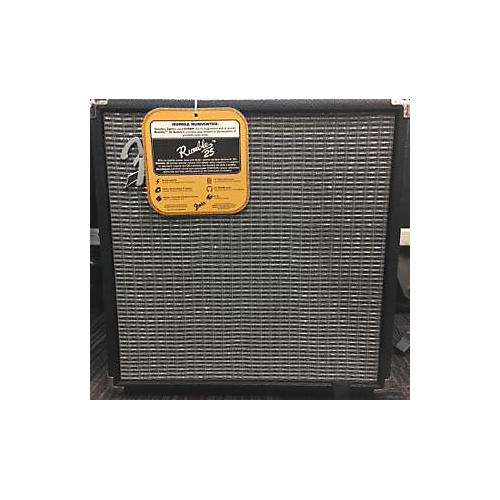 Fender 2016 Rumble V3 25w 1x8 Bass Combo Amp
