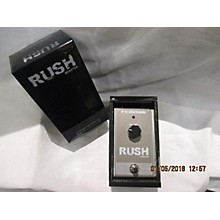 TC Electronic 2016 Rush Booster Effect Pedal