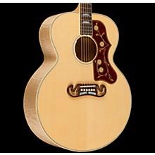 Gibson 2016 SJ-200 Standard Super Jumbo Antique Natural Acoustic-Electric Guitar