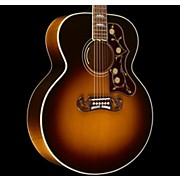 Gibson 2016 SJ-200 Standard Super Jumbo Vintage Sunburst Acoustic-Electric Guitar