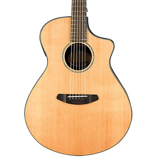 Breedlove 2016 Solo Concert Acoustic-Electric Guitar Natural