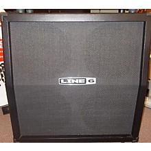Line 6 2016 Spider 412 4x12 Slant Guitar Cabinet