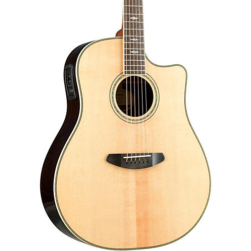 Breedlove 2016 Stage Dreadnought Acoustic Electric Guitar Natural