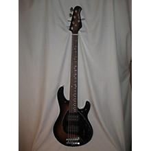 Ernie Ball Music Man 2016 Stingray HH 5 String Neck Thru Electric Bass Guitar