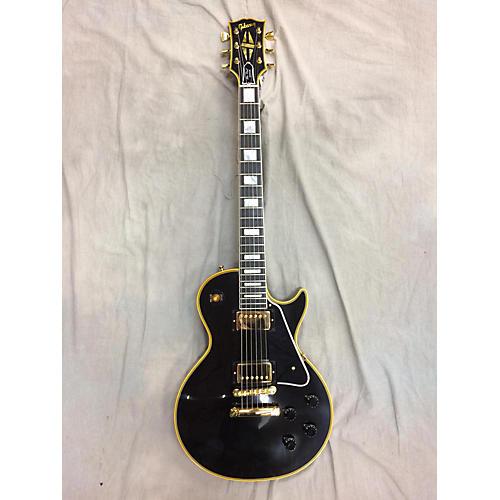 Gibson 2016 True Historic 1957 Les Paul Custom Black Beauty-thumbnail