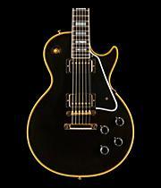 Gibson Custom 2016 True Historic 1957 Les Paul Custom Reissue Electric Guitar