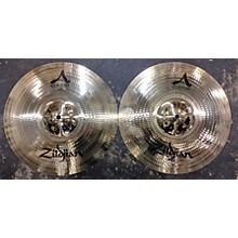 Zildjian 2017 14in A Custom Hi Hat Pair Cymbal