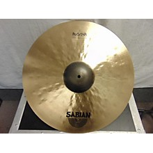 Sabian 2017 20in HHX PROTOTYPE HHX MASTERS Cymbal