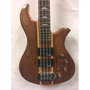 Pre-owned B.C. Rich 2017 4 STRING GREG WEEK EAGLE BASS Electric Bass Guitar