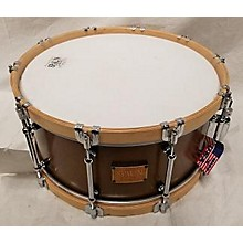 Spaun 2017 6.5X14 Revolutionary Wood Hoop Snare Drum Drum