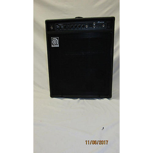 used ampeg 2017 ba210v2 2x10 bass combo amp guitar center. Black Bedroom Furniture Sets. Home Design Ideas