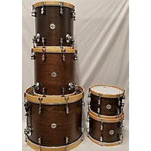 PDP by DW 2017 Concept Series Classic Wood Hoop Drum Kit